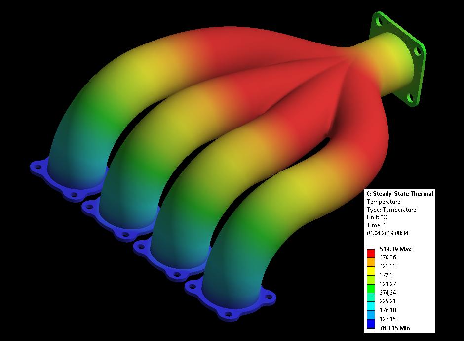 ansys training heat transfer ile ilgili görsel sonucu