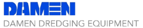 Logo: Damen Dredging Equipment B.V.
