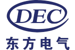 Logo: DEC Dongfang Electric Machinery Co., Ltd.