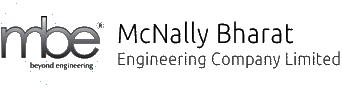 Logo: McNally Bharat Engineering Company Limited